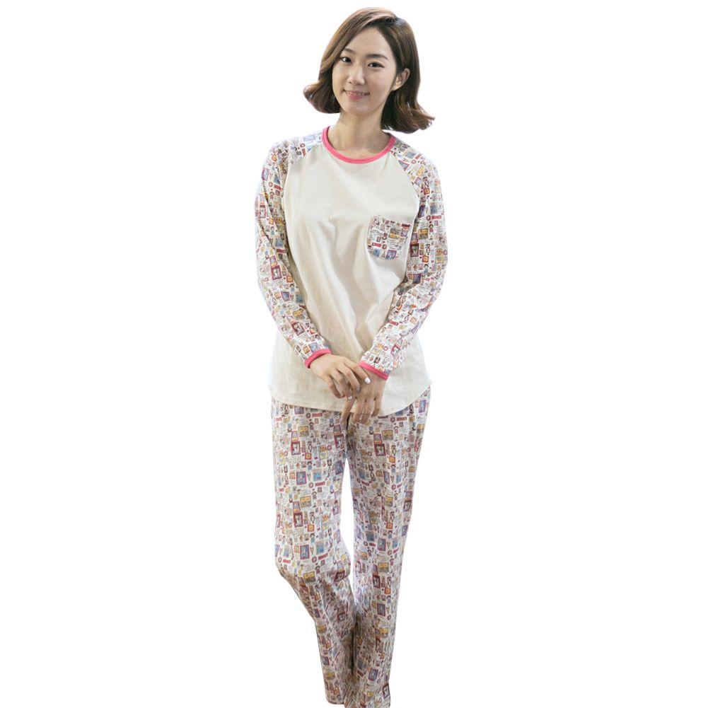 [MonoPispa] Woman dolls Long Sleeve set down