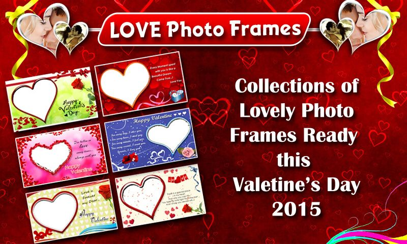 Love Photo Frames 2015 Lovely & Romantic Frames Available this ...