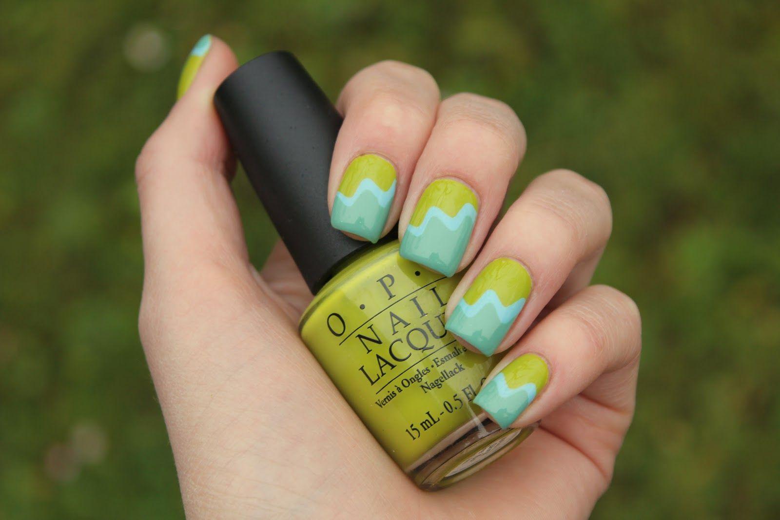 Lujoso Las Uñas De Color Granate Ornamento - Ideas Para Pintar Uñas ...