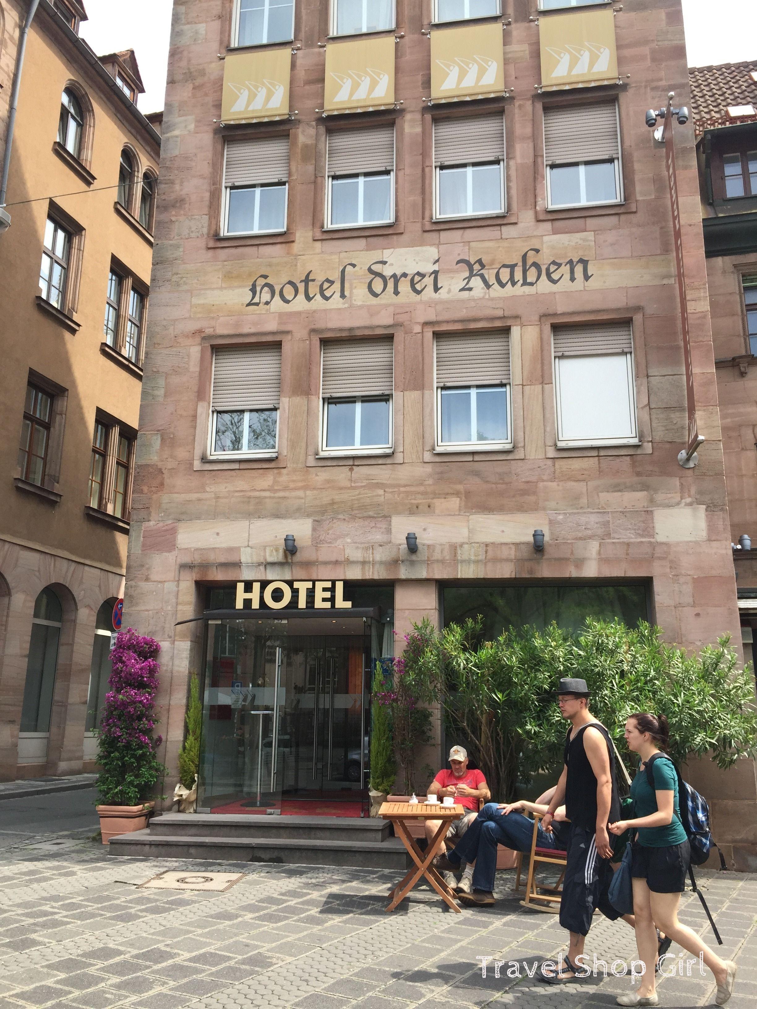 Hotel Review Hotel Drei Raben Nuremberg Hotels Germany