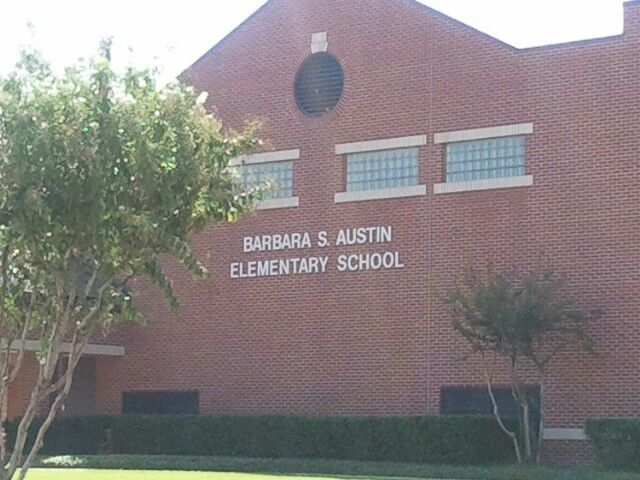 Barbara Austin Elementary Coppell