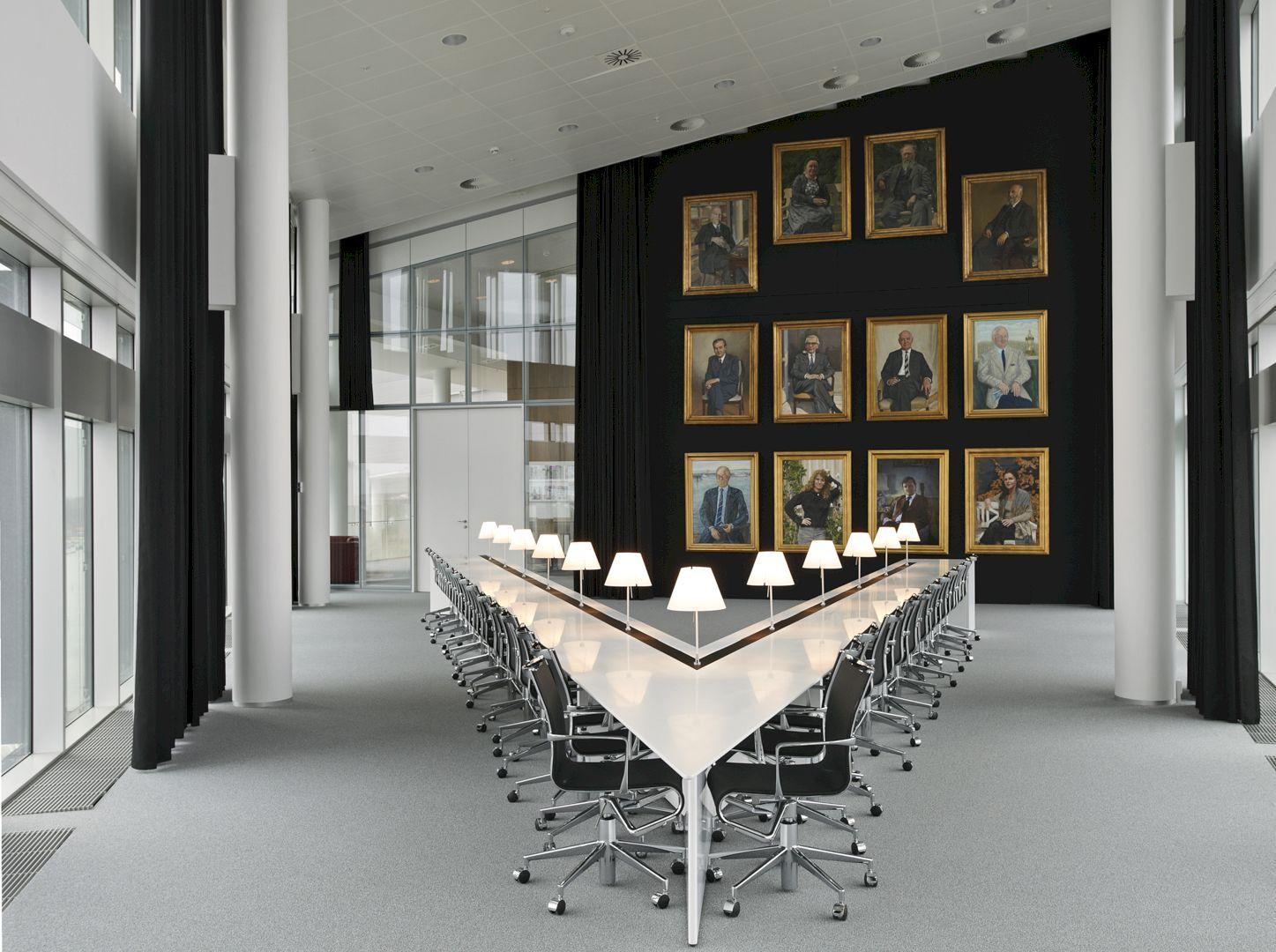 Aller Media Building Flexible Interior Design For Innovative Work