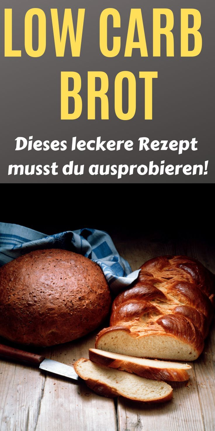 Low Carb Brot - Low Carb Held