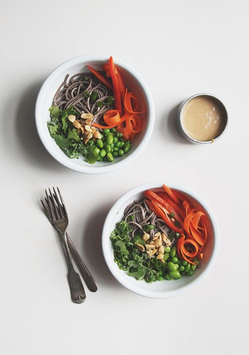 Amazing Soba Bowl | The Fauxmartha