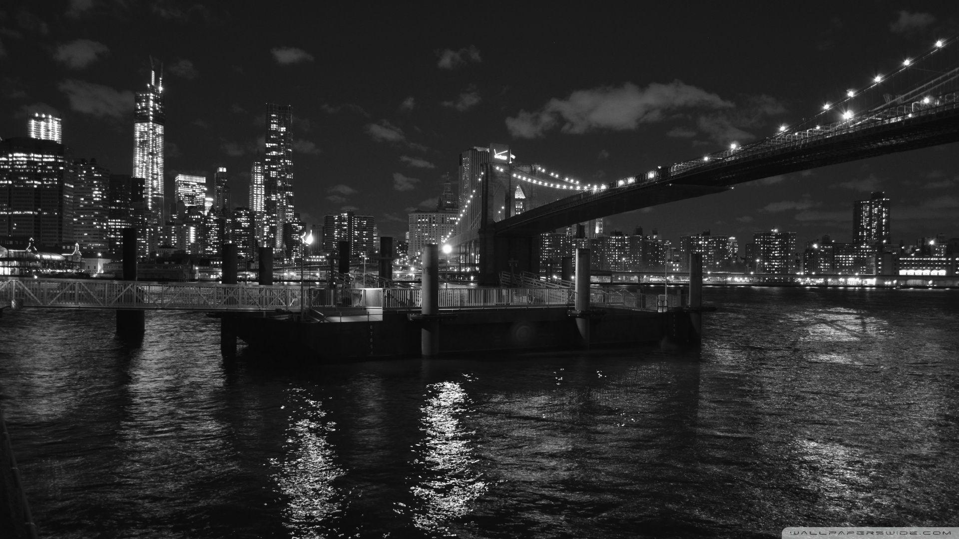 Must see Wallpaper Night Brooklyn Bridge - 474a0929fd01217c5c476531ab976547  Trends.jpg