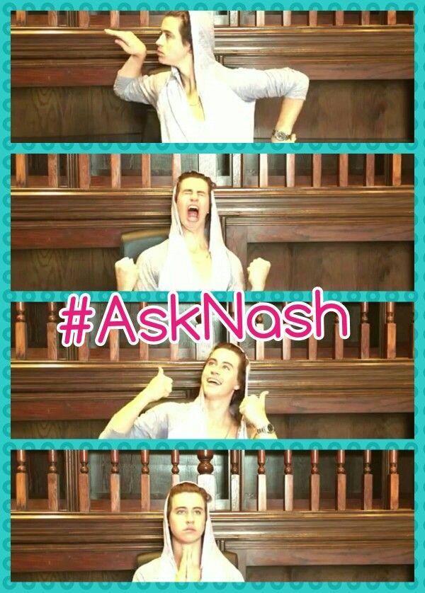 @INashGrier  I actually took screenshots of #AskNash part 4!!