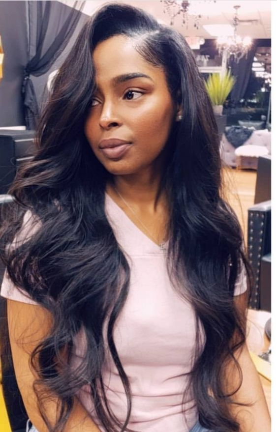JinglesHair Brazilian Body Wave Virgin Hair Weave 3 Bundles with Closure 9A Unprocessed Remy Human Hair Extensions #humanhairextensions
