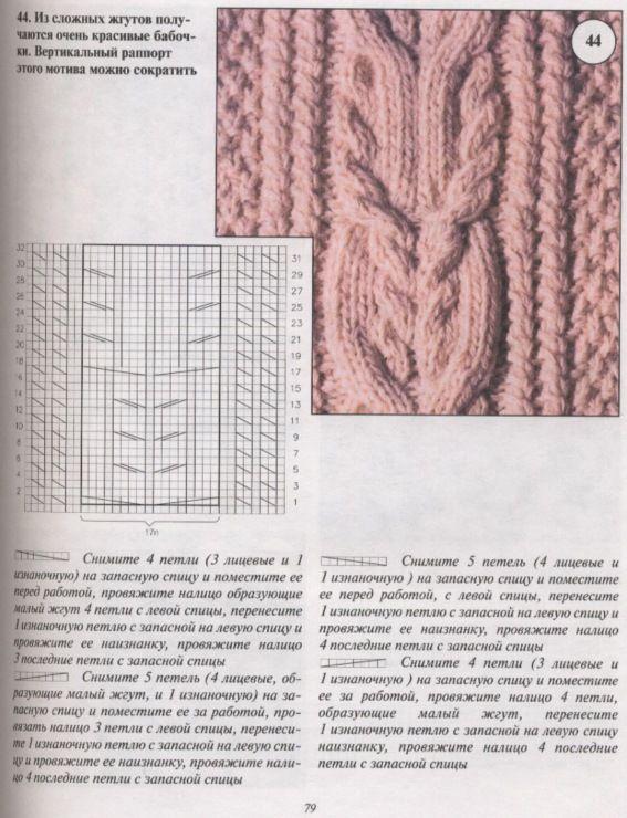 Esquemas patrones 10 (Arana, guadañas) - País mamá | druty sploty ...