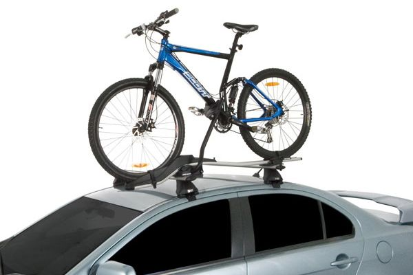Rhino Rack Roof Mounted Bike Discovery Carrier Car