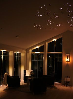 belysning fönster vardagsrum