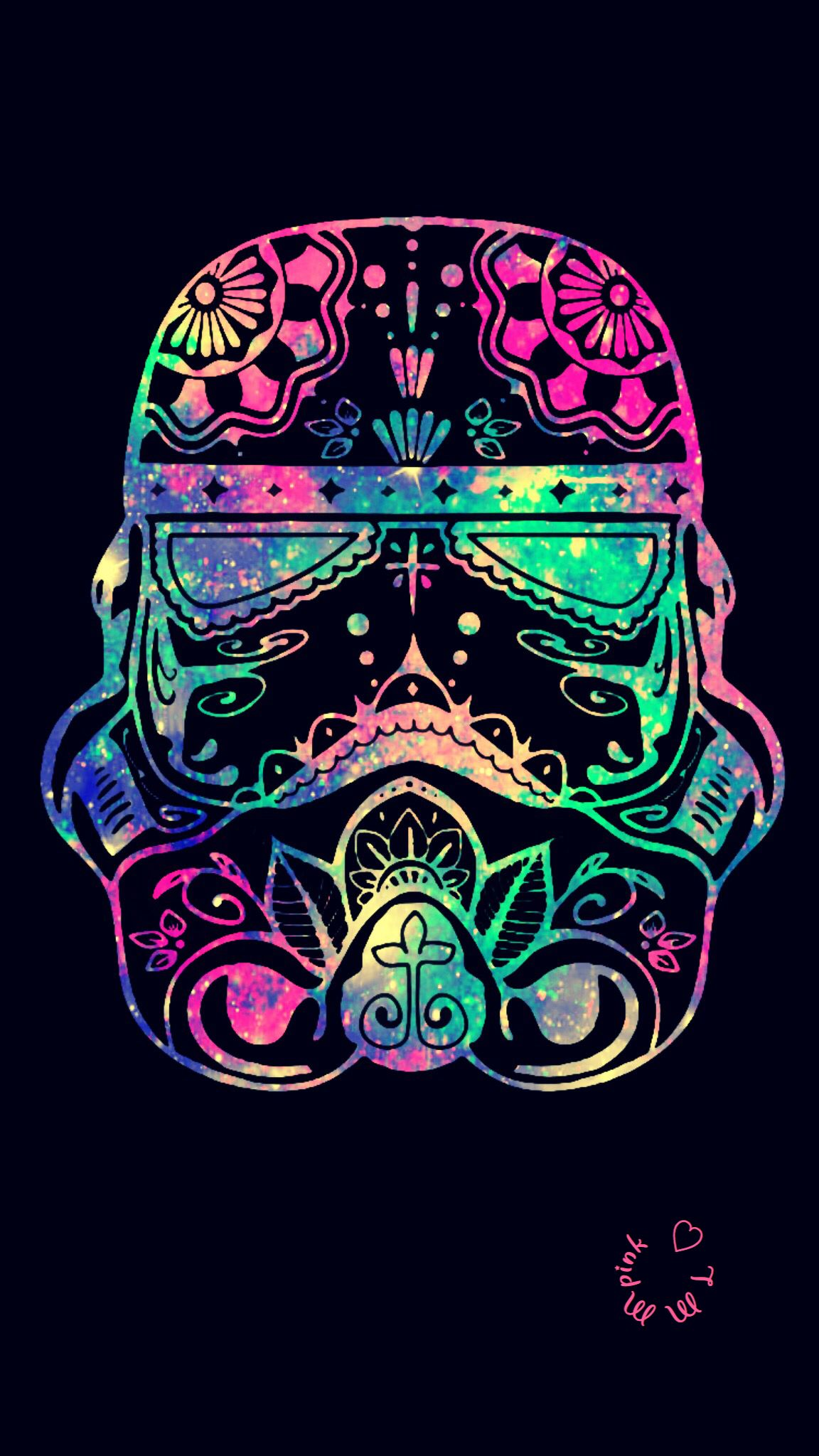 Neon Storm Trooper Galaxy Wallpaper Androidwallpaper Iphonewallpaper Wallpaper Galaxy Star Wars Wallpaper Iphone Star Wars Wallpaper Picture Collage Wall