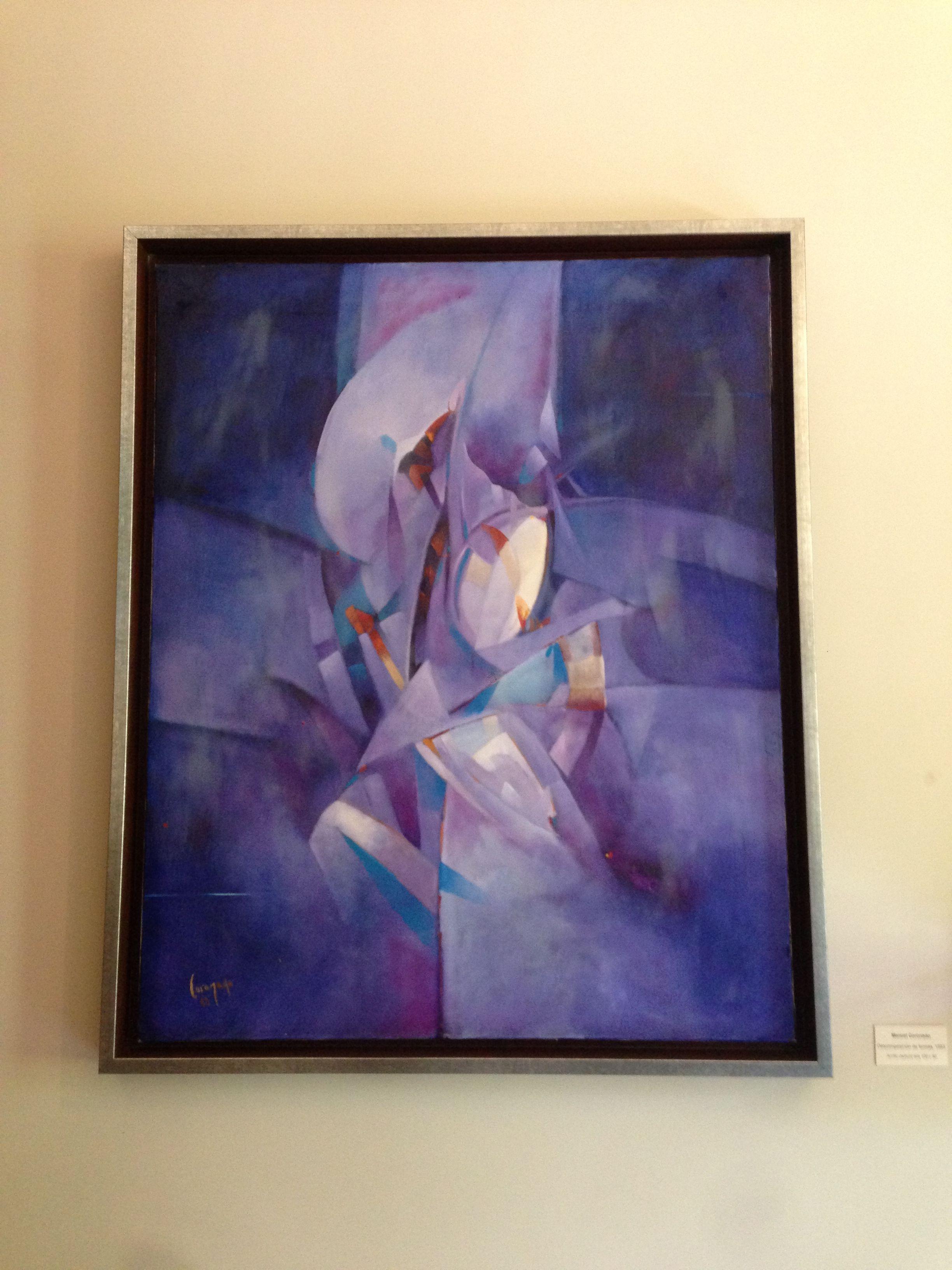 Blue lilies - Sollier