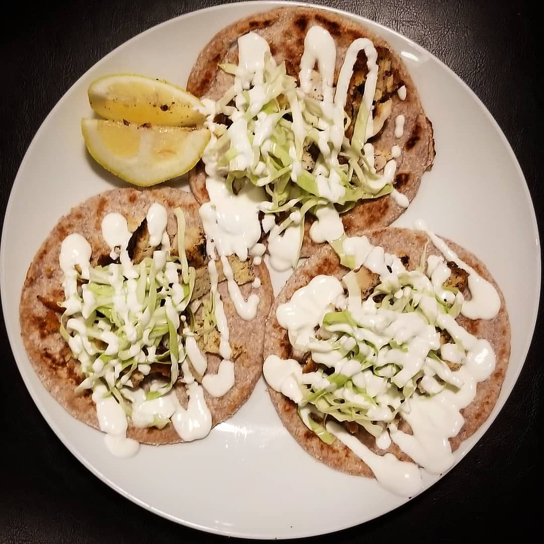 Fish Tacos. 🎣