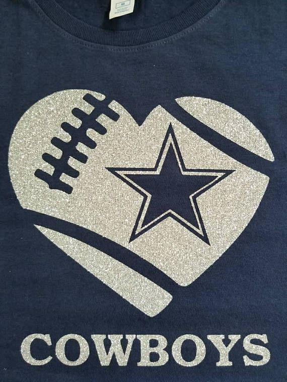 e46a75897 I heart Dallas Cowboys Women's T-Shirt | football | Dallas cowboys ...