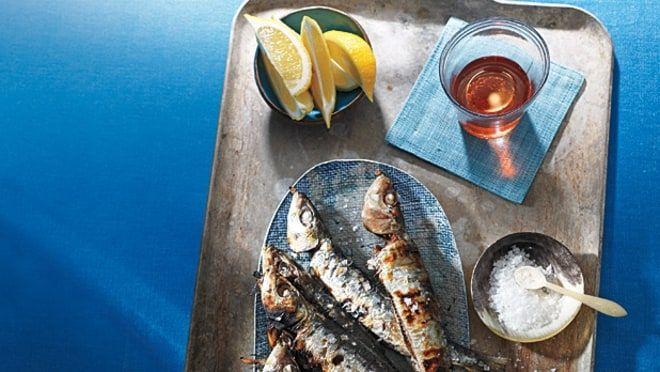 Portuguese Whole Sardines