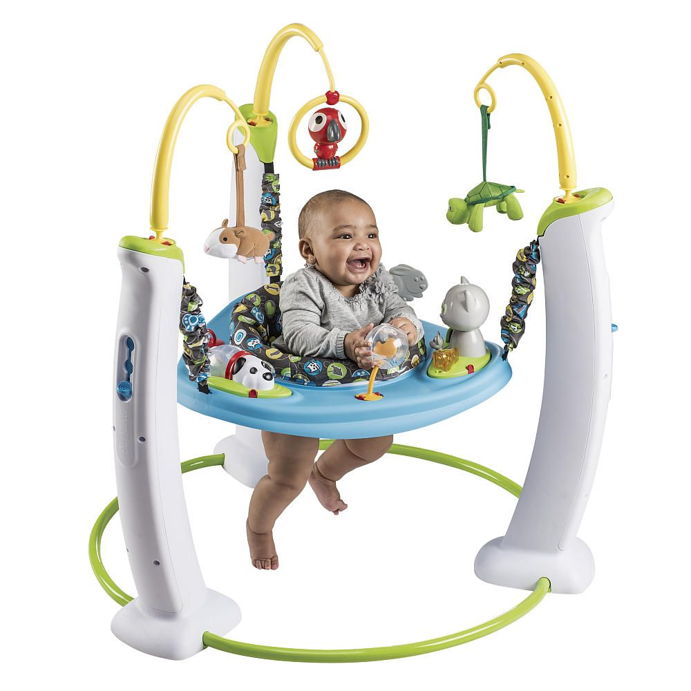 Evenflo Exersaucer Jump Learn My First Pet Baby Tips Baby