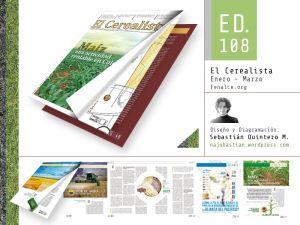 Revista el cerealista 108