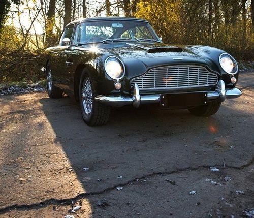Db5, Aston Martin Db5, Car