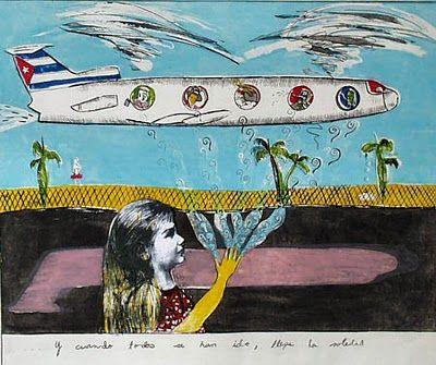 El Yuma: Vamos a Cuba? El arte de la espera...