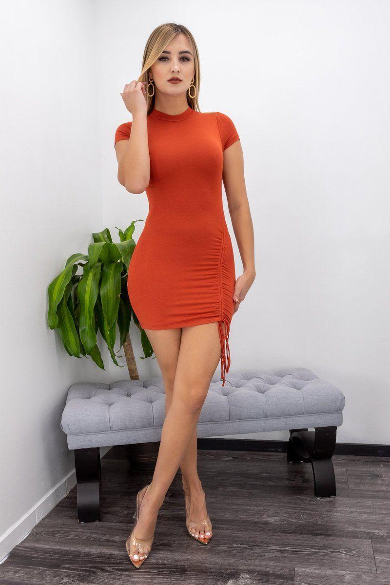 Bodycon Short Sleeve With Strap Mini Dress Mini Dress Short Mini Dress Cheap Mini Dresses [ 1200 x 800 Pixel ]