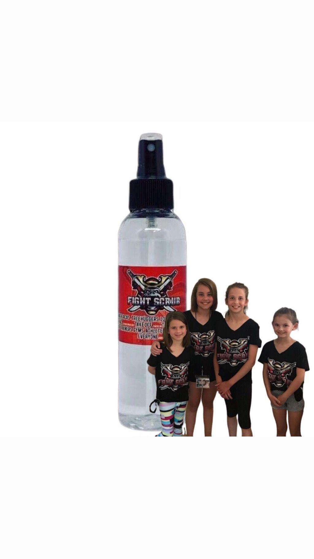Pin On Fight Scrub Defender Spray Antibacterial Spray Essential