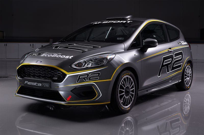 2019 Ford Fiesta R2 Rally Car Top Speed Ford Fiesta Rally Car