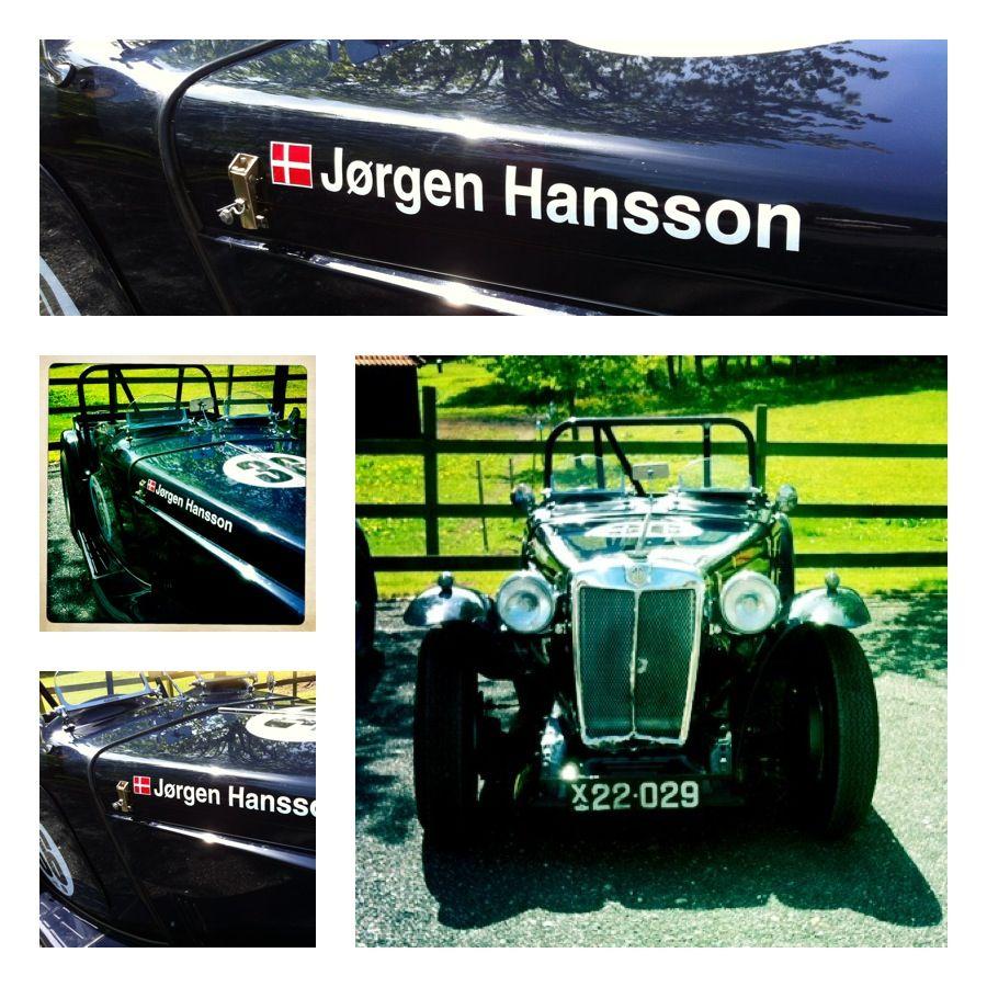 Driver Jørgen Hansson Monster trucks, Racing, Racer