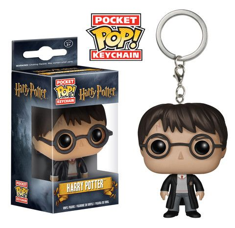 Pocket Pop! Keychain: Harry Potter - Harry