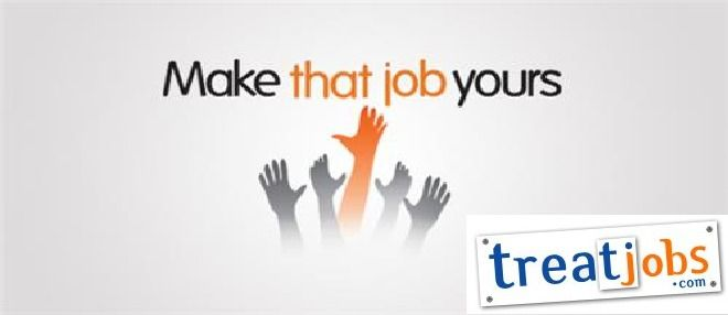 Treatjobs  Jobs - Job Openings in India \u2013 Recruitment \u2013 Walkins