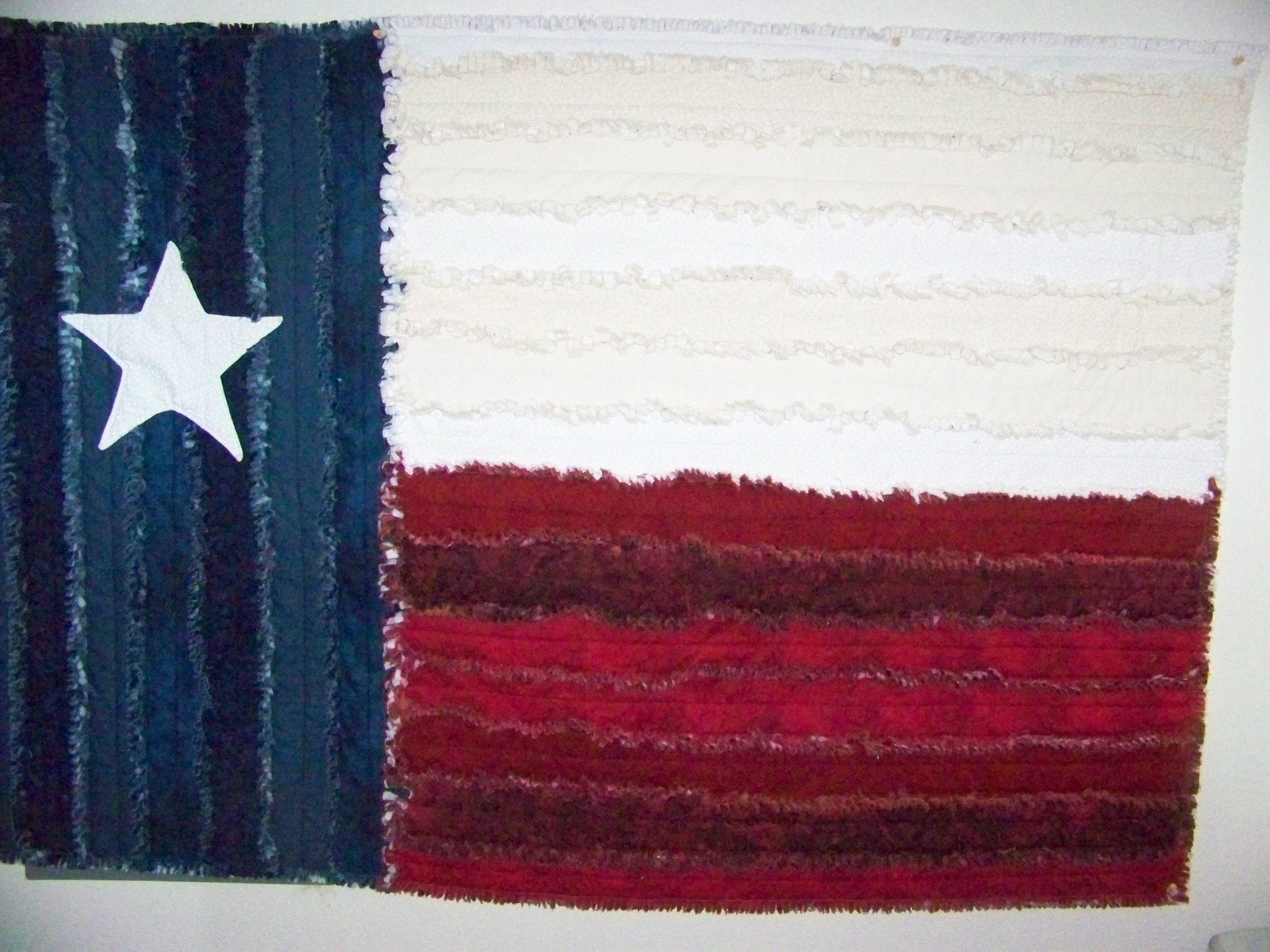 Texas Rag Quilt. | Country Living Quilts we Love | Pinterest ... : country living quilt - Adamdwight.com