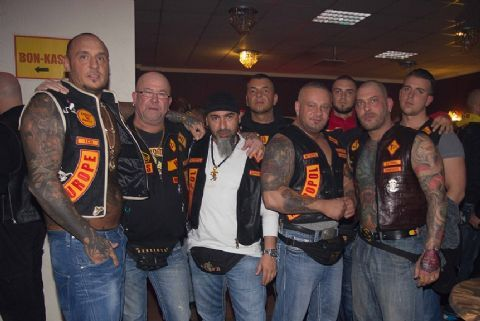 Parties And Events: Wild Things Tabledance Contest Bandidos MC Essen