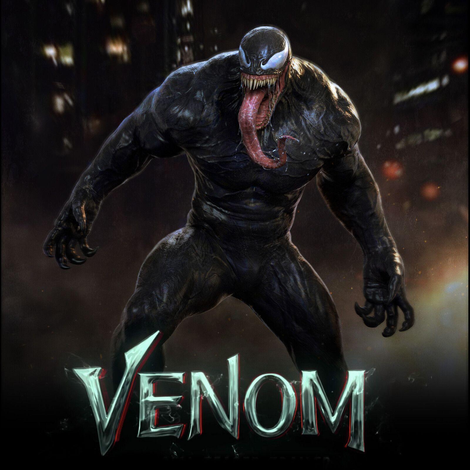 Venom 2 Concept Art Venom Comics Venom Marvel Venom