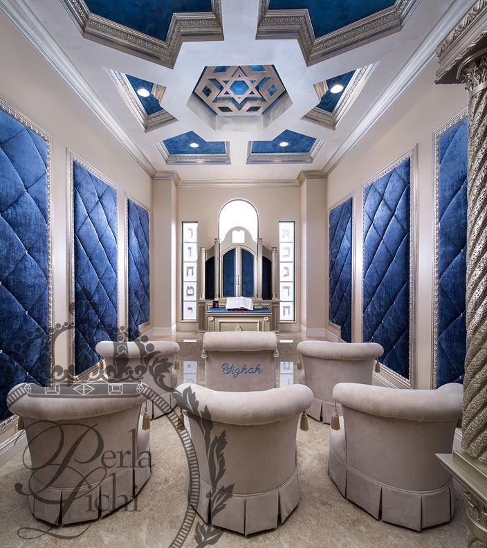 Elegant Prayer Room Perla Lichi Design