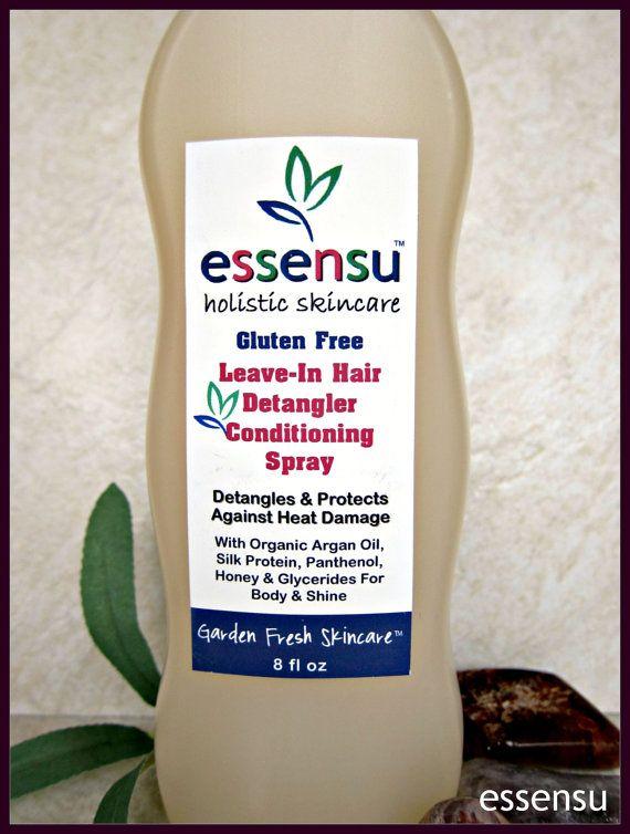 Lavender Rose Organic Argan Oil Leave-In Conditioning ...