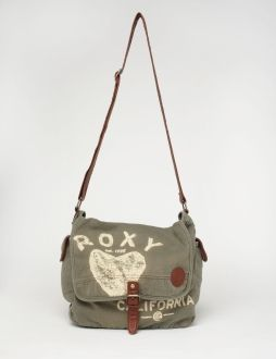 This new Roxy purse would make a perfect school bag!