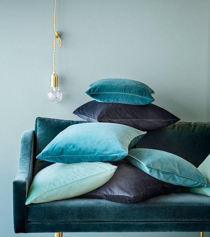 Svårt att hitta rätt stil? Här är 6 färgkombinationer som alltid funkar - Sköna hem