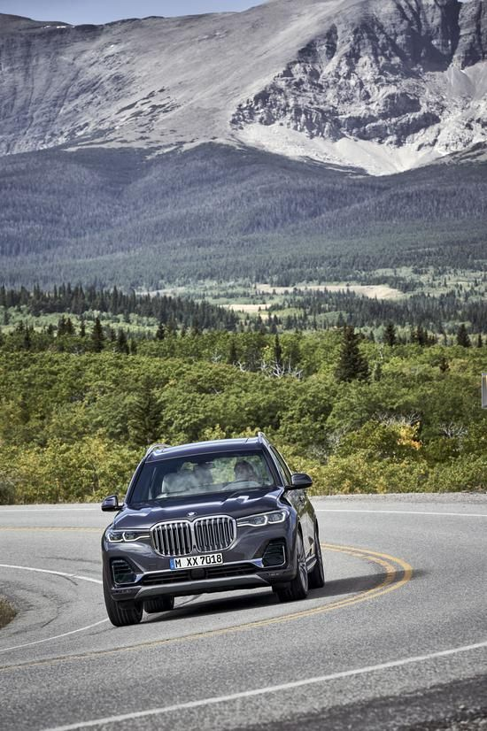 The AllNew 2019 BMW X7 is BMW's largest SUV Ever