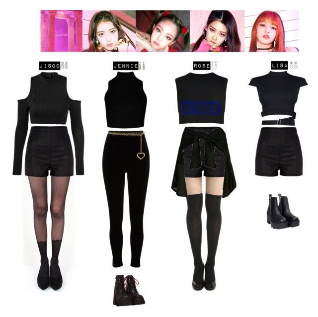 Blackpink Outfit Ideas: BLACKPINK - PARTITION💜💙💚💛 ️💖 In 2019