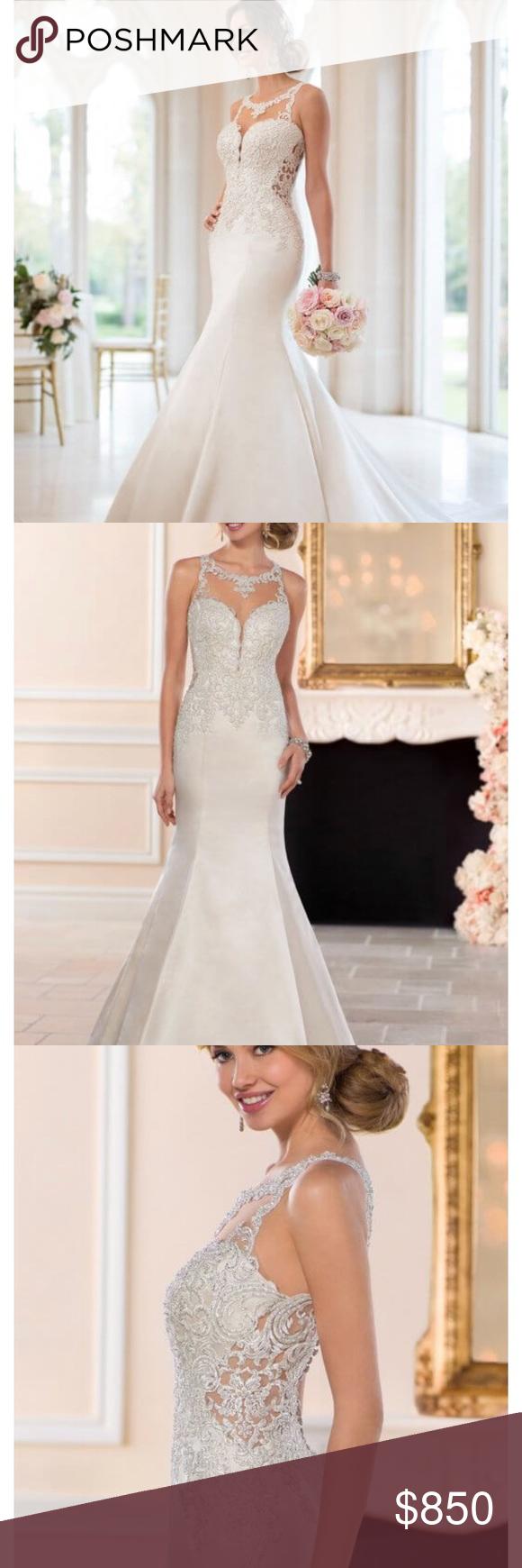 Stella york wedding dress my posh picks pinterest french