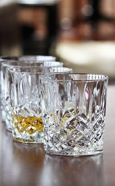 Marquis By Waterford Crystal Markham Crystal Dof Tumbler Set Of Four Waterford Crystal Crystal Glassware Crystal Glasses Wedding
