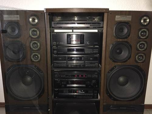 Kenwood Spectrum Ls P9300 Vintage Home Audio En 2019