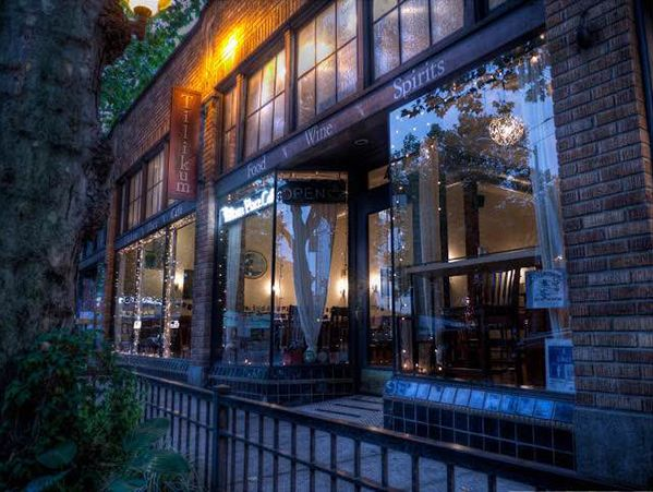 """""""Housed in a charming low-slung brick building, this spot is particularly great for breakfast and brunch."""" -Nancy Guppy"""