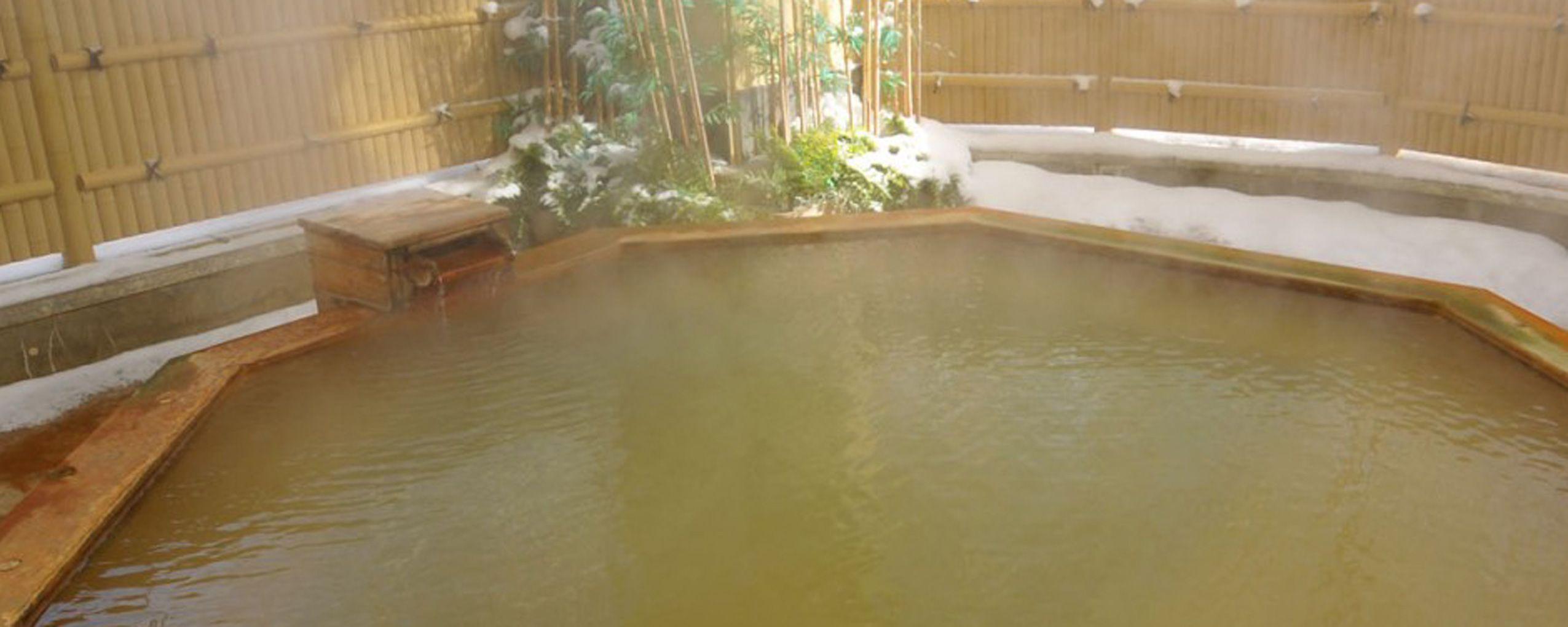 ¡Sumérjase en el baño! - JNTO Oficina Nacional del Turismo Japonés