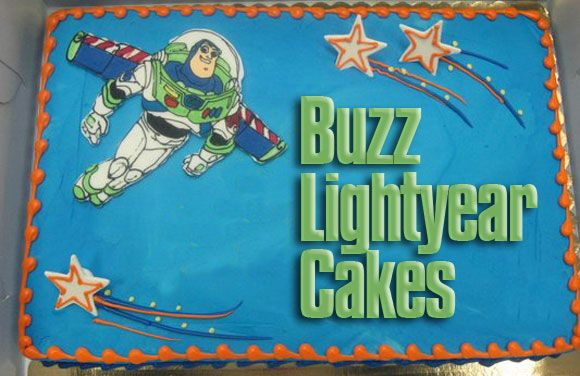 an excellent collection of buzz lightyear cakes