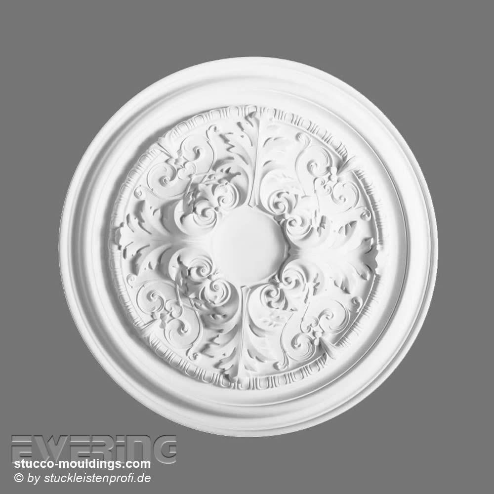 Stucco Mouldings Ceiling Rose R52 Orac Decor Luxxus Ceiling Element