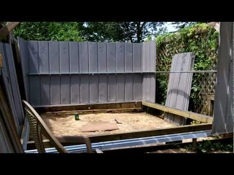 sand used in the chicken coop. - youtube | chickens | pinterest