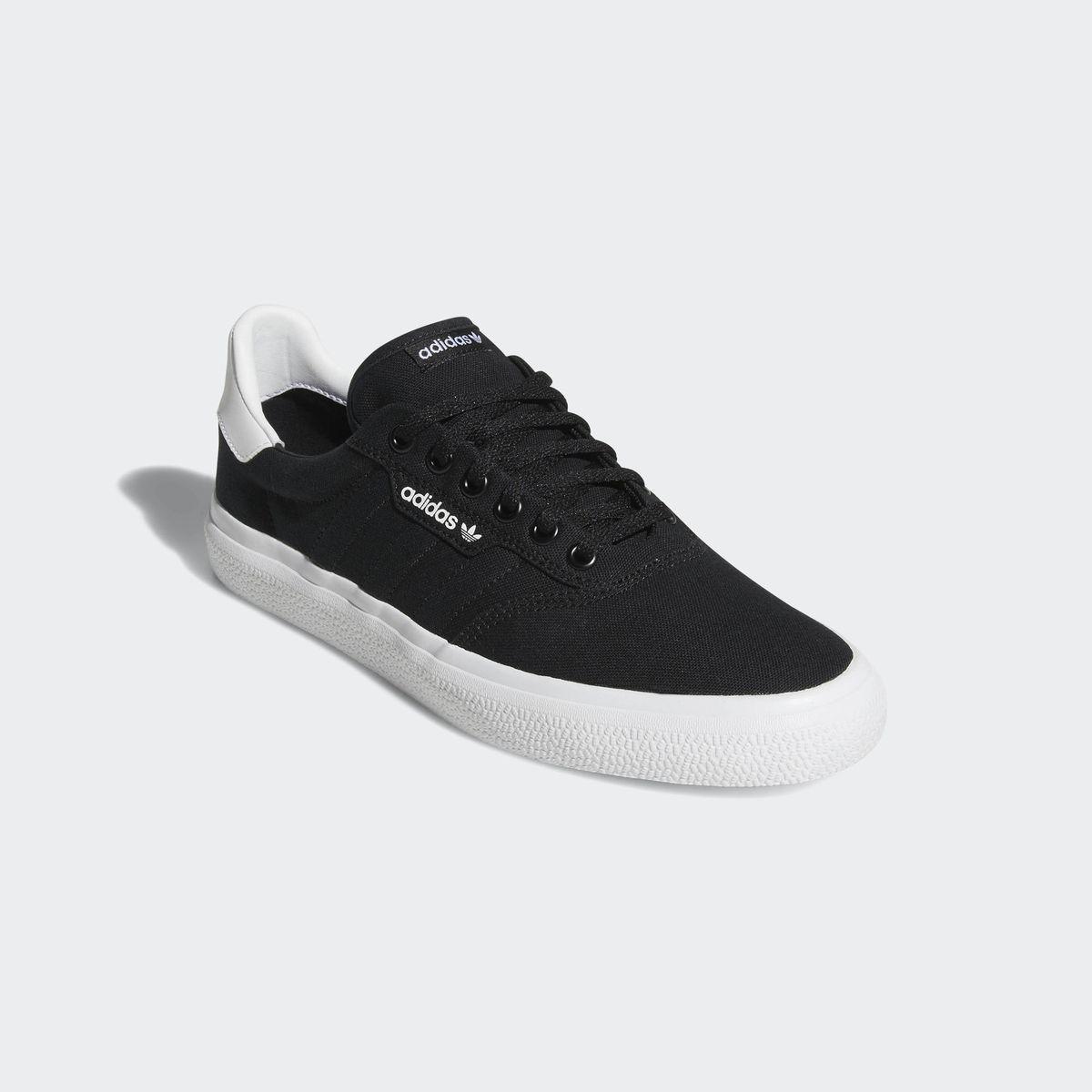Chaussures Skate Adidas 3MC Vulc Core Black