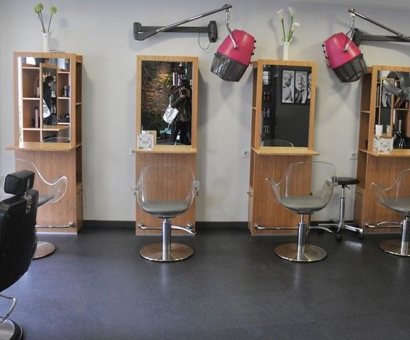 comment decorer un salon de coiffure Decoration salon