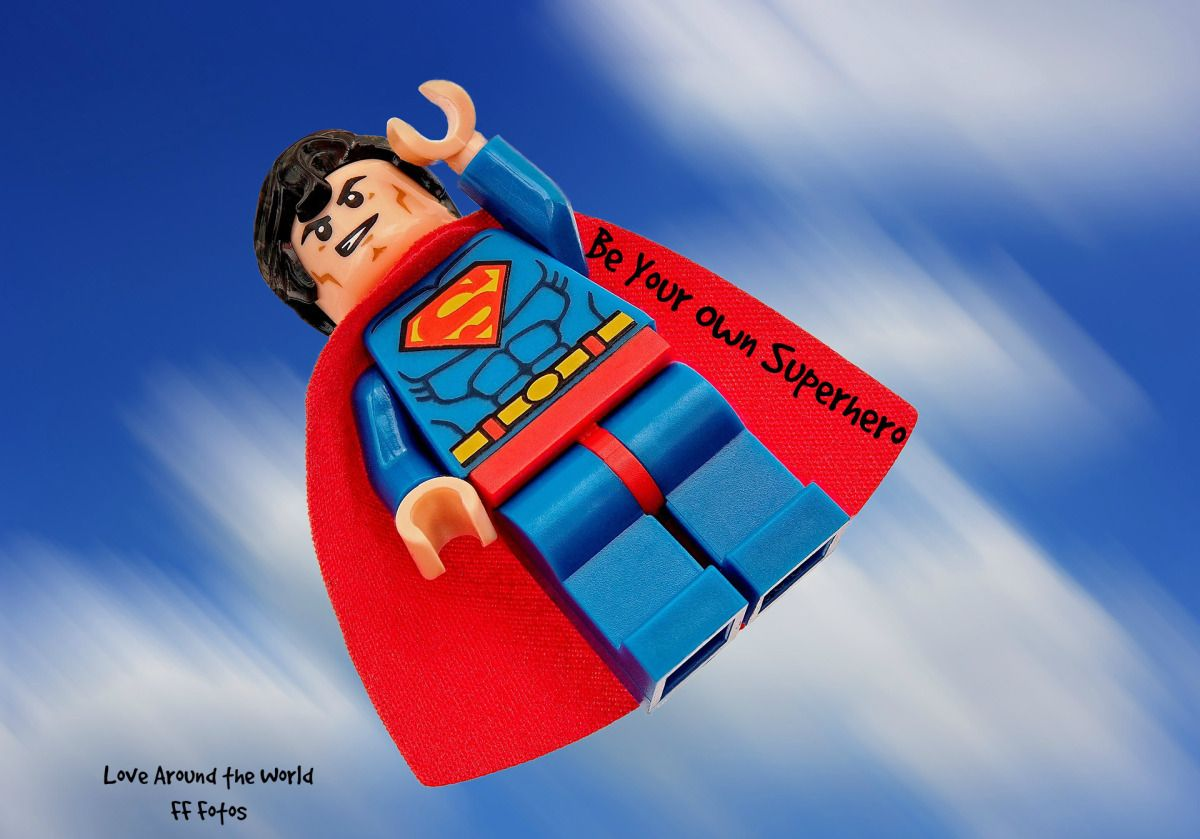 Be Your Own Superhero This Or That Questions Social Media