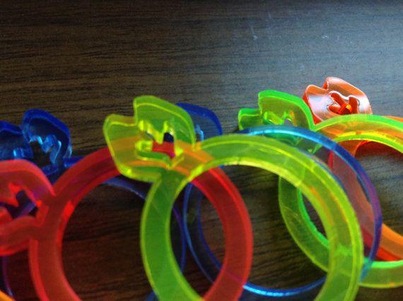 Single Splat Ring by JessieGrowden on Etsy, £3.00